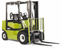 Forklift Training is just one of the many courses available at Transport Training Services